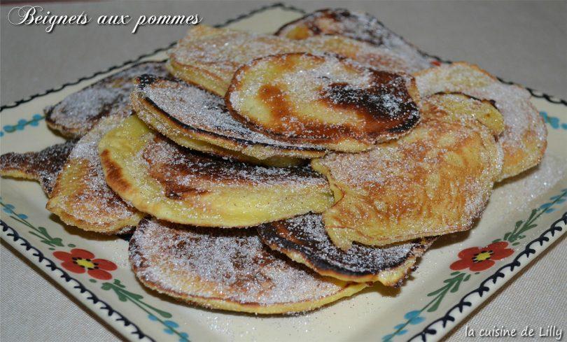 Beignets aux pommes: La meilleure recette