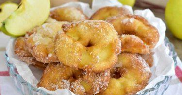 Beignets de pommes son goût exceptionnel et inégalé