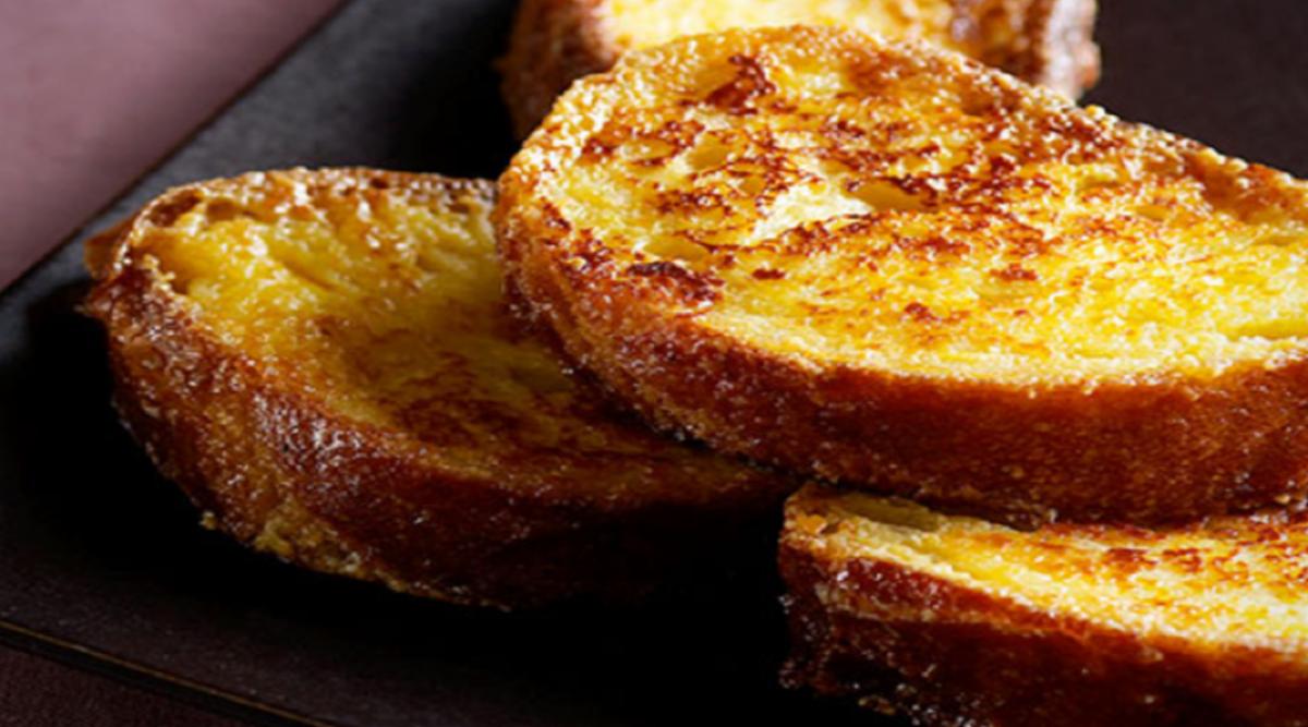 Recette santé : délicieux pain perdu de mamie sans sucre, sans beurre