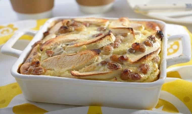 Clafoutis express à la pomme , un régal !