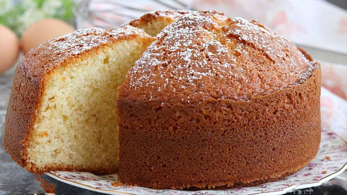 Gâteau au yaourt tellement délicieux