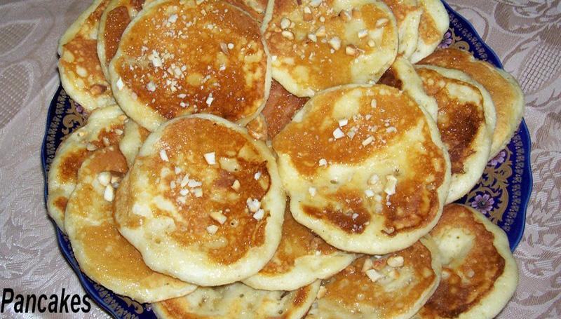 Recette pancakes moelleux légers et savoureux!