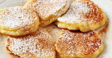 Pancake au Yaourt Recette facile rapide à faire