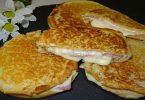 Croques MacDo à la raclette recette facile
