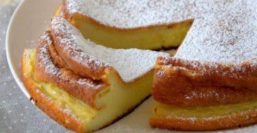 Recette gâteau au lait ultra moelleux sans levure