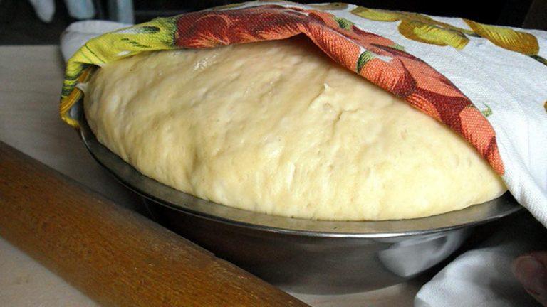 Recette pâte à brioche et à croissants