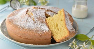 Recette gâteau à la crème moelleux sans beurre