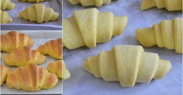 Recette pâte à croissants moelleuse et gonflée