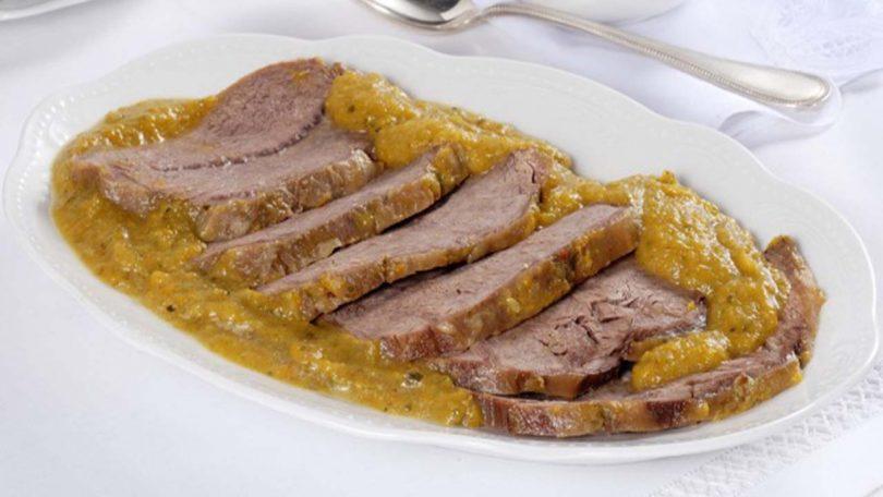 Bœuf à l'huile recette grand-mère