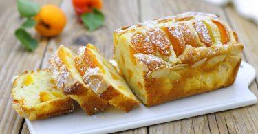 Cake au yaourt aux abricots, ultra moelleux