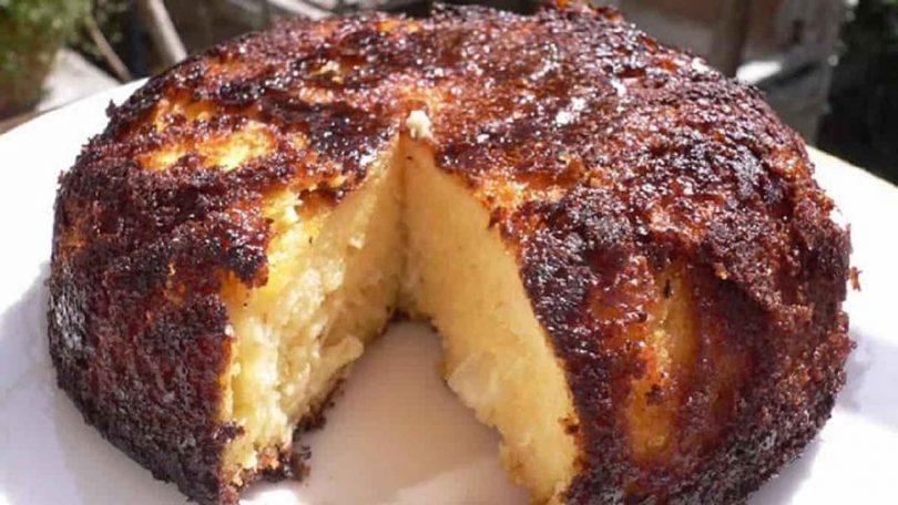 Gâteau au citron rafraîchissant, consistant & tellement délicieux