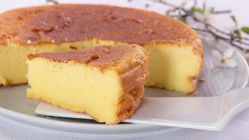 Gâteau au yaourt crémeux recette facile et savoureux
