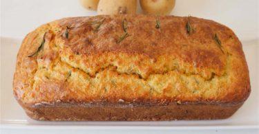 Gâteau aux pommes de terre recette facile