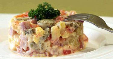 Salade Piémontaise ultra simple à faire